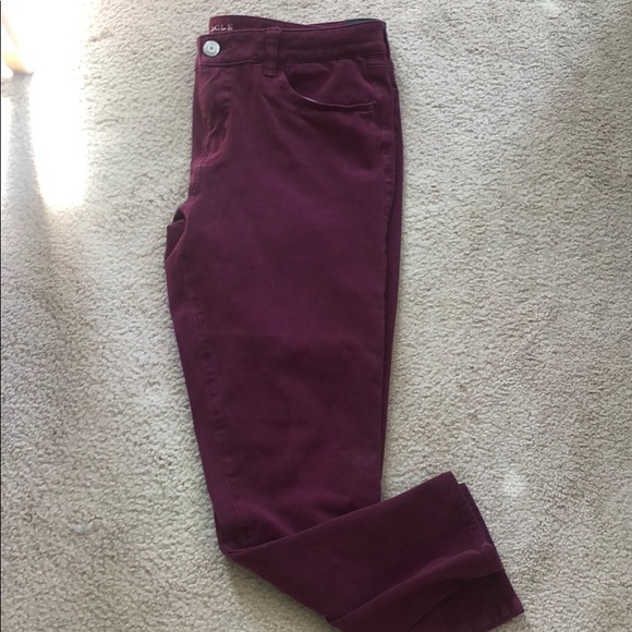 American Eagle Outfitters Denim - American Eagle 360 stretch jeggings, size 16R